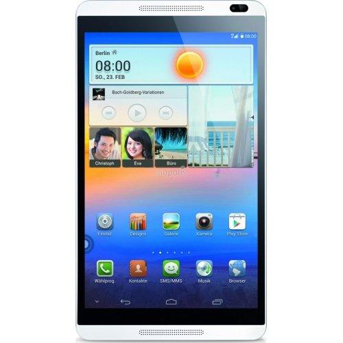 Huawei MediaPad M1 8.0 16GB Wifi+3G weiß inkl Vsk für 179 € > [ebay.de] > Wow Angebot