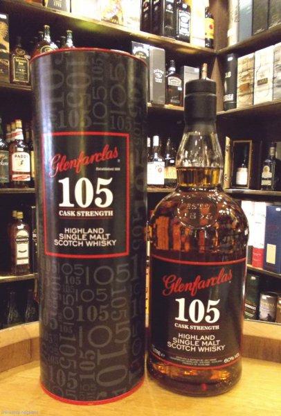 Whisky Single Malt Glenfarclas 105 1 Liter