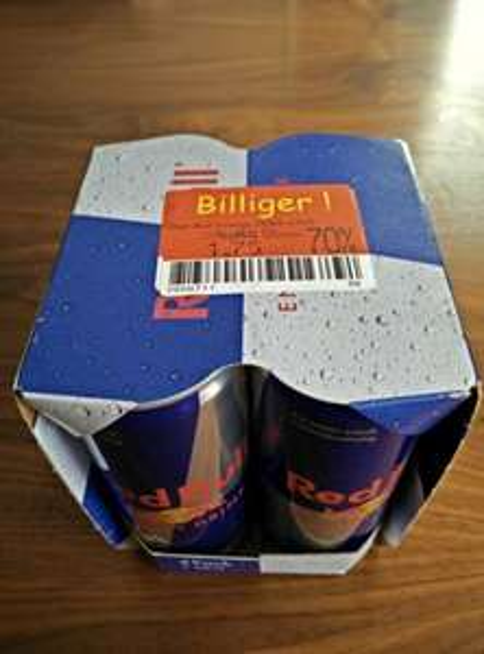 [lokal DD] Red Bull 4er-Pack 250ml - Abverkauf im Kaufland DD-Weißig