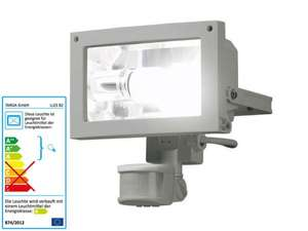[Lidl/Online] LIVARNO LUX® Energiesparaußenstrahler für 16,94 € ab 13.11.2014