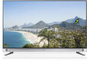 LG 55LA9659 139 cm (55 Zoll) Cinema 3D LED-Backlight-Fernseher, EEK A (Ultra HD, 1000Hz MCI, DVB-T/C/S, CI+, WLAN, Smart TV, HbbTV, 2.1 Soundsystem) silber/schwarz @amazon 1099€