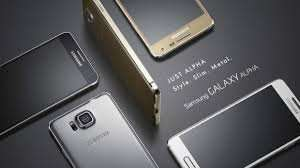 Samsung Galaxy Alpha 32GB + andere Smartphones im Mediamarkt