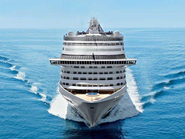 4 Tage Kurz-Kreuzfahrt mit MSC Splendida
