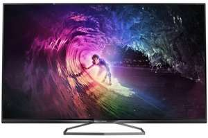 "Philips 40"" 3D Ultra HD TV LED 400Hz"