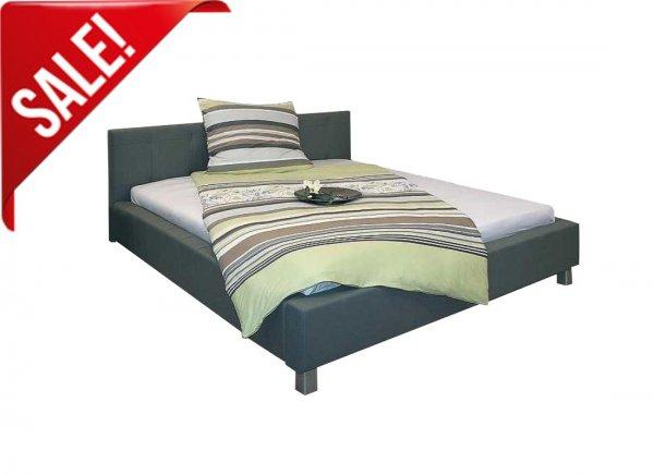 Doppelbett Echtleder 180x200 - 50% unter Vergleichspreis - nur 558,95 (499,- bei Abholung)