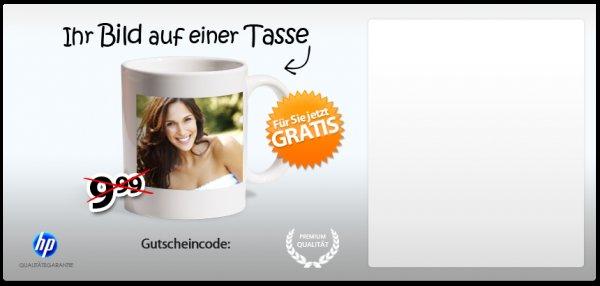 Fototasse für 4,95 € (nur Versandkosten) bei myprinting