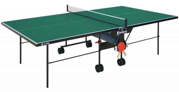 Sponeta Tischtennis S112E, Grün, 240.5010/L  Outdoor