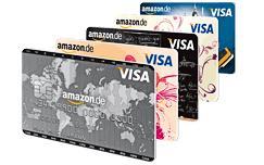 Amazon Kreditkarte mit 30€ Startguthaben für 15€ jährlich