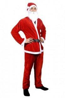 Weihnachtsmann-Anzug 5€ @Sonderpreis-Baumarkt