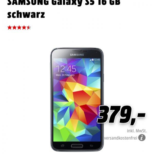 Media Markt Samsung Galaxy S5