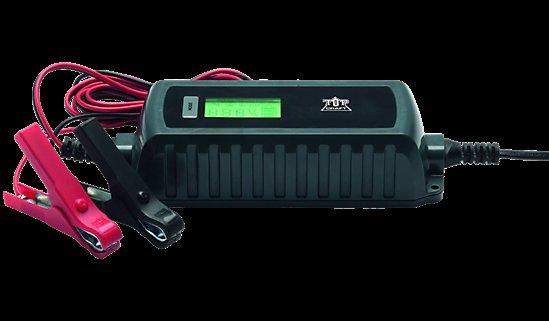 Topcraft KFZ-Batterieladegerät für 9,95€ @ Medion.de (Idealo 19,99€)