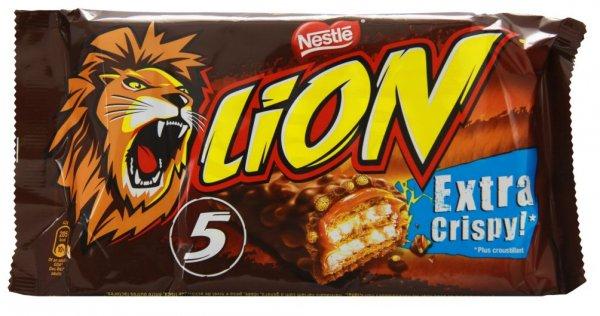 [THOMAS PHILIPS] Lion Extra Crispy 5-er Pack 5x42g für 0,99€
