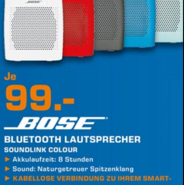 Bose soundlink Colour bei Saturn Sankt Augustin vom 3.-8.11.2014