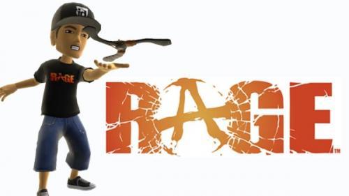 Xbox 360: Rage-T-Shirt für Avatar abstauben!