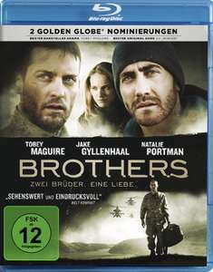 Blu-ray - Brothers ab €4,92 [@Saturn.de]