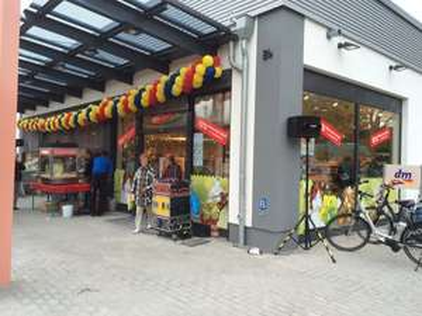 Lokal Duisburg (Homberg) - 10% Neueröffnungsrabatt dm Drogeriemarkt