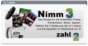 Gamesonly.at - Nimm 3 Zahl 2  PS4/ Xbox One/ Xbox 360/ PS3/ PC/ Wii U etc. Spiele