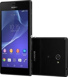 Sony Xperia M2 black für 149€ @Base.de
