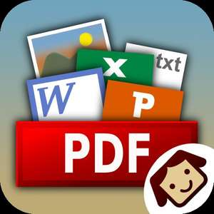 (Android) PDF Converter by IonaWorks im Amazon App Shop gratis