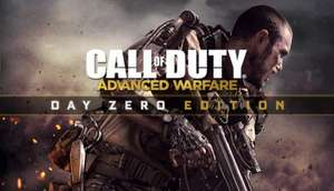 Call of Duty: Advanced Warfare Day Zero Edition Steam Key für 37,95 €
