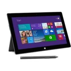 Microsoft Surface Pro 2 Tablet Wi-Fi 256 GB Windows 8.1 DA/FI/NO/SV für 549€
