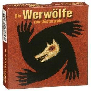 Die Werwölfe von Düsterwald (Spiel) für (vorher 6,21€) jetzt leider 8€