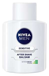 [Amazon] Nivea Men Sensitive After Shave Balsam (100ml) 3,48€ [PLUS Produkt, zum mitbestellen!]