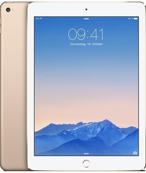 Apple iPad Air 2 Wi-Fi + Cellular LTE 16gb Gold