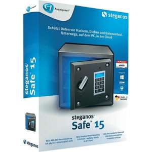 Steganos Safe 15 u. Password Manager 15 kostenlos > [steganos.com] > chip.de