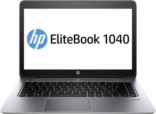 HP EliteBook Folio 1040 G1 für 1229€ @HP-Store - Ultrabook mit i5-4200U, mattem 1600 x 900 Pixel Display, 4GB RAM und 180GB SSD