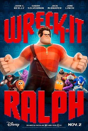 "[Disney Movies Anywhere.com] Disney's ""Wreck it Ralph"" (Digital Movie) / Ralph reicht's Film gratis"