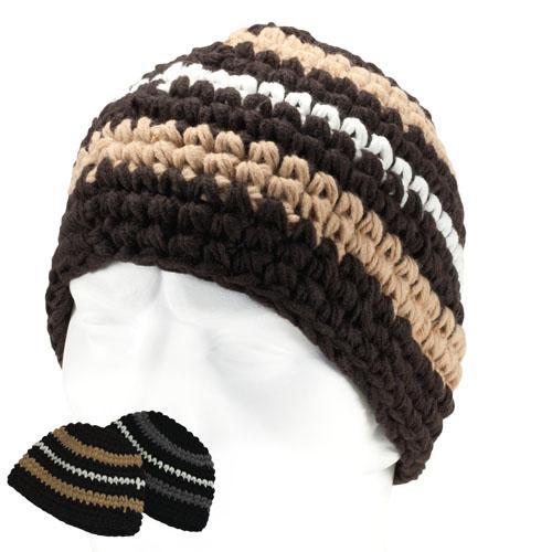 Passend für den kommenden Winter -- hübsche Häkel - / Strickmützen!!! 9,90€
