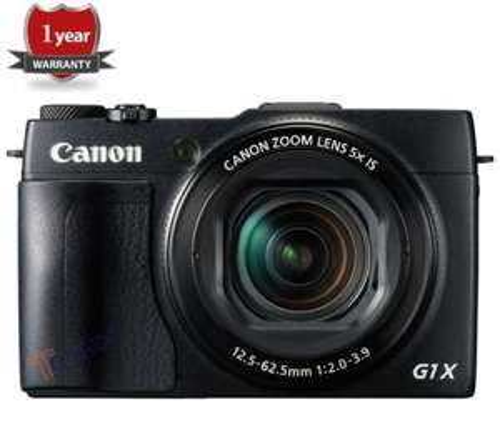 [ebay GB] Canon G1 X Mark II für 586 EUR (8% Ersparnis)