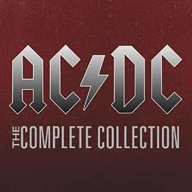AC/DC The Complete Collection (2014) / 290 Titel ! für $6.99 ~ 5,50€ [amazon.com MP3]