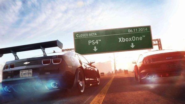 Beta Key für the Crew PS4 und Xbox One