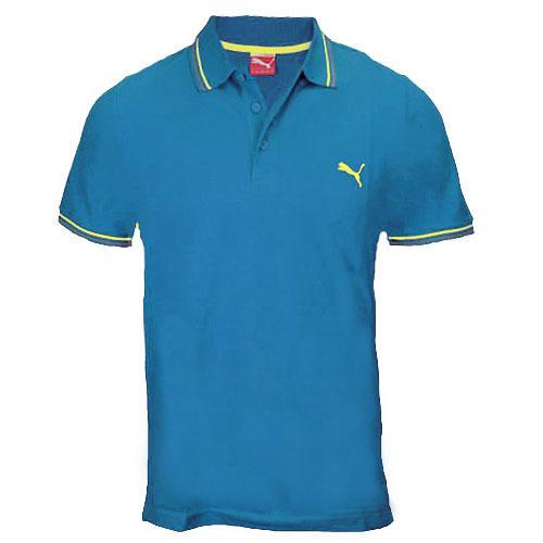 Puma Polo Shirt blau und 3 Paar Nike Socken für 10,13€ inkl. Versand