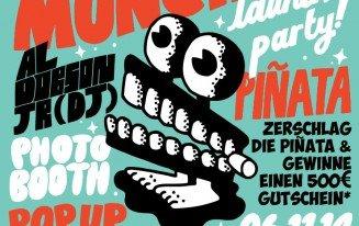 (LOKAL) GROßER URBAN OUTFITTERS LAUNCH IN MÜNCHEN MIT U.A. FREIBIER!