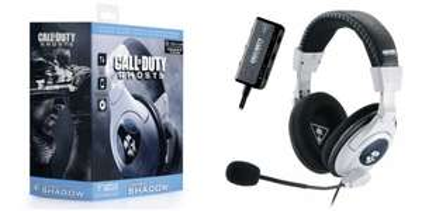 Turtle Beach Ear Force Call of Duty Ghosts Shadow (Headset) für 39,99€ inkl.Versand @ Amazon