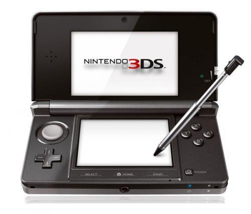 Nintendo - 3DS (Schwarz) [@Notebooksbilliger.de]