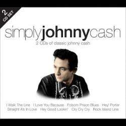 Simply Johnny Cash - Johnny Cash [2CDs] für ca. 2.85€ @bee