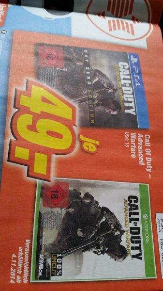 Call of Duty: Advanced Warfare [Xbox One / PS4] - Expert
