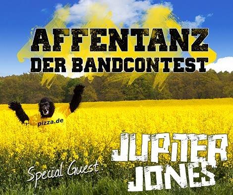 Kostenlos zu Jupiter Jones in Braunschweig 21.11.14