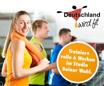 6 Wochen Fitnesstudio für 24,90€ oder weniger in einem von 500 Studios deutschlandweit @deutschland.wirdfit.de/DailyDeal