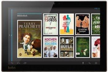 [Comtech] Kobo Arc 10 HD 16GB WiFi Tablet PC (149 Euro inkl. Versandkosten)