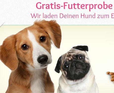 Hundefutter-Probierpaket gratis