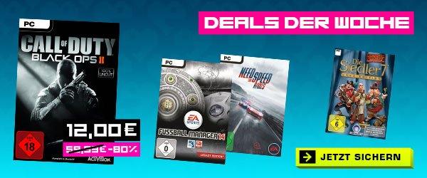 Call of Duty Black Ops 2 Steam für 12 EUR