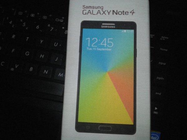 Samsung Note 4 (vorbestellen) Otelo Allnet XL inkl 1GB 799,66 UER