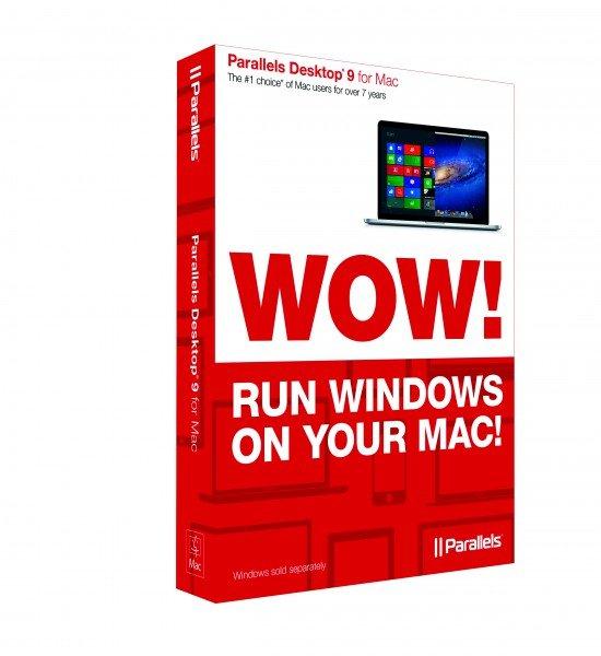 Parallels Desktop 9 für Mac 34,90 EUR