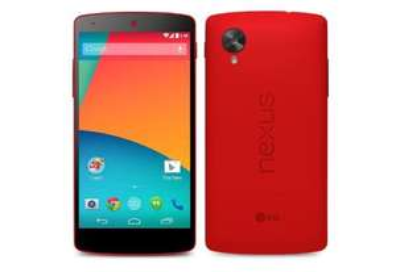 LG Google Nexus 5 32GB Smartphone (Rot) - Dealclub