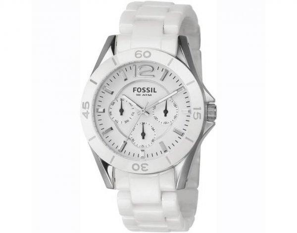 FOSSIL Damen Armbanduhr CE1002 Ceramic für 109,00€ inkl VSK @MP Tagesdeal